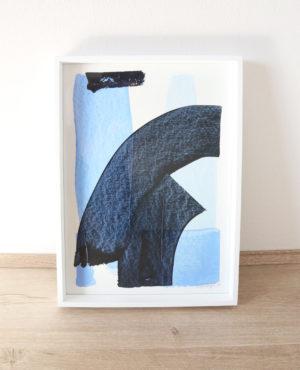 caitlin hope ocean air original artwork, abstract and colourful